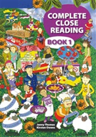 Complete Close Reading Book 1 - 9780170133067