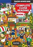 Complete Close Reading Book 2 Teacher Answer Book