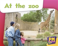 At the zoo - 9780170133487