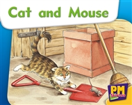 Cat and Mouse - 9780170133586