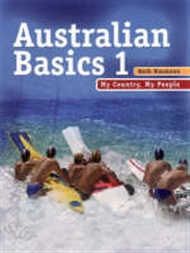 Australian Basics 1: My Country, My People - 9780170134644