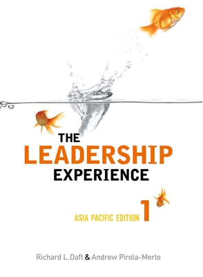 The Leadership Experience: Asia Pacific Edition - 9780170134835