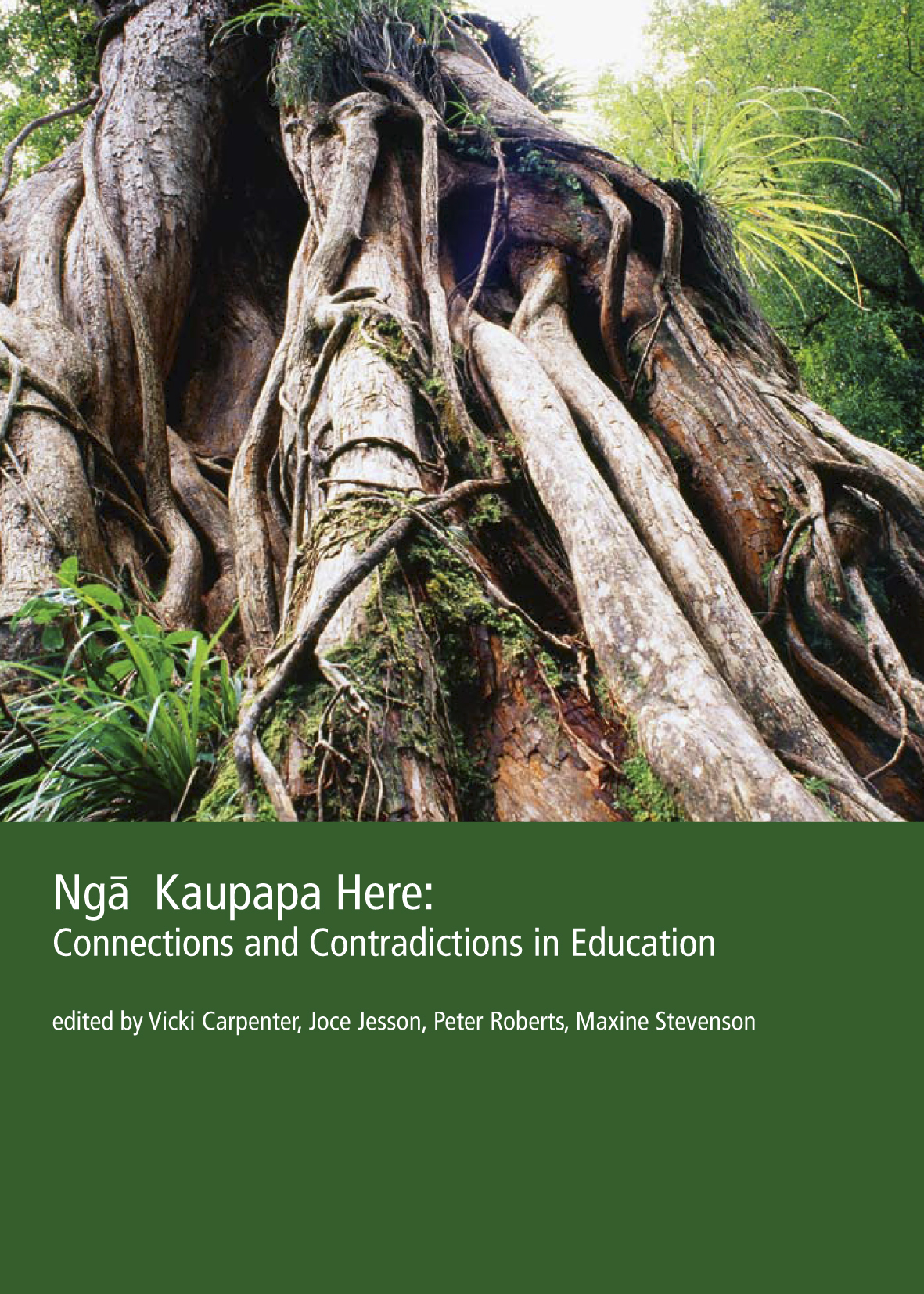 Ngā kaupapa here: Connections and Contradictions in Education - 9780170135283