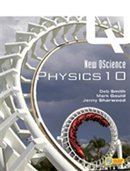 New QScience Physics 10 Student Book with CD-ROM - 9780170135337
