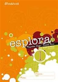 esplora! Level 1: Workbook with DVD - 9780170135535