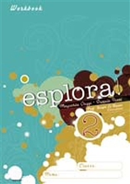 esplora! Level 2: Workbook with DVD - 9780170135542