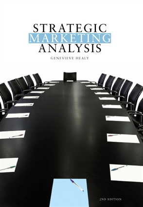 Strategic Marketing Analysis - 9780170136068