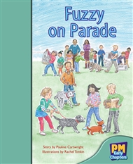 Fuzzy on Parade - 9780170136228