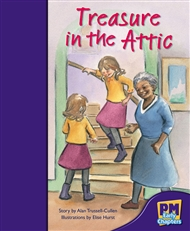 Treasure in the Attic - 9780170136303