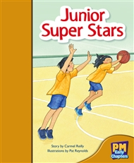 Junior Super Stars - 9780170136334