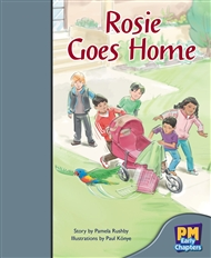 Rosie Goes Home - 9780170136389