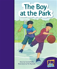 The Boy at the Park - 9780170136488