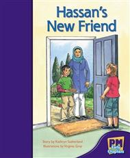 Hassan's New Friend - 9780170136495