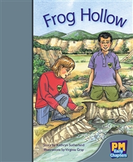 Frog Hollow - 9780170136532