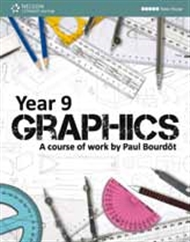 Year 9 Graphics Workbook/Coursebook - 9780170158510
