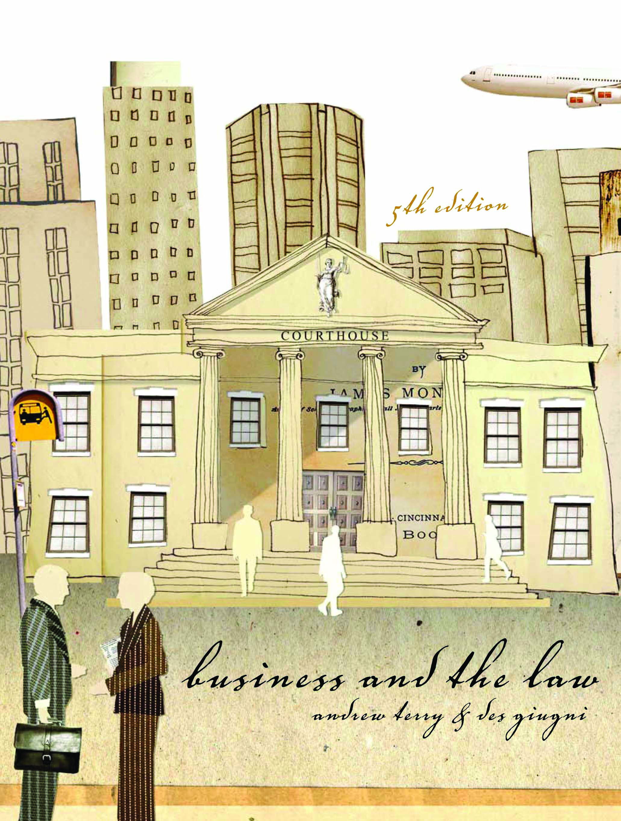 Business and the Law - 9780170178181