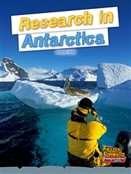 Research in Antarctica - 9780170179539