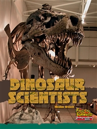 Dinosaur Scientists - 9780170179799