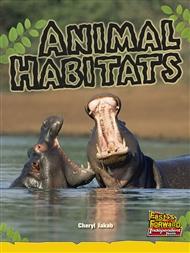 Animal Habitats - 9780170179874