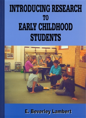 Introducing Research to Early Childhood Studies - 9780170180139