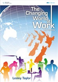 The Changing World of Work - 9780170180184