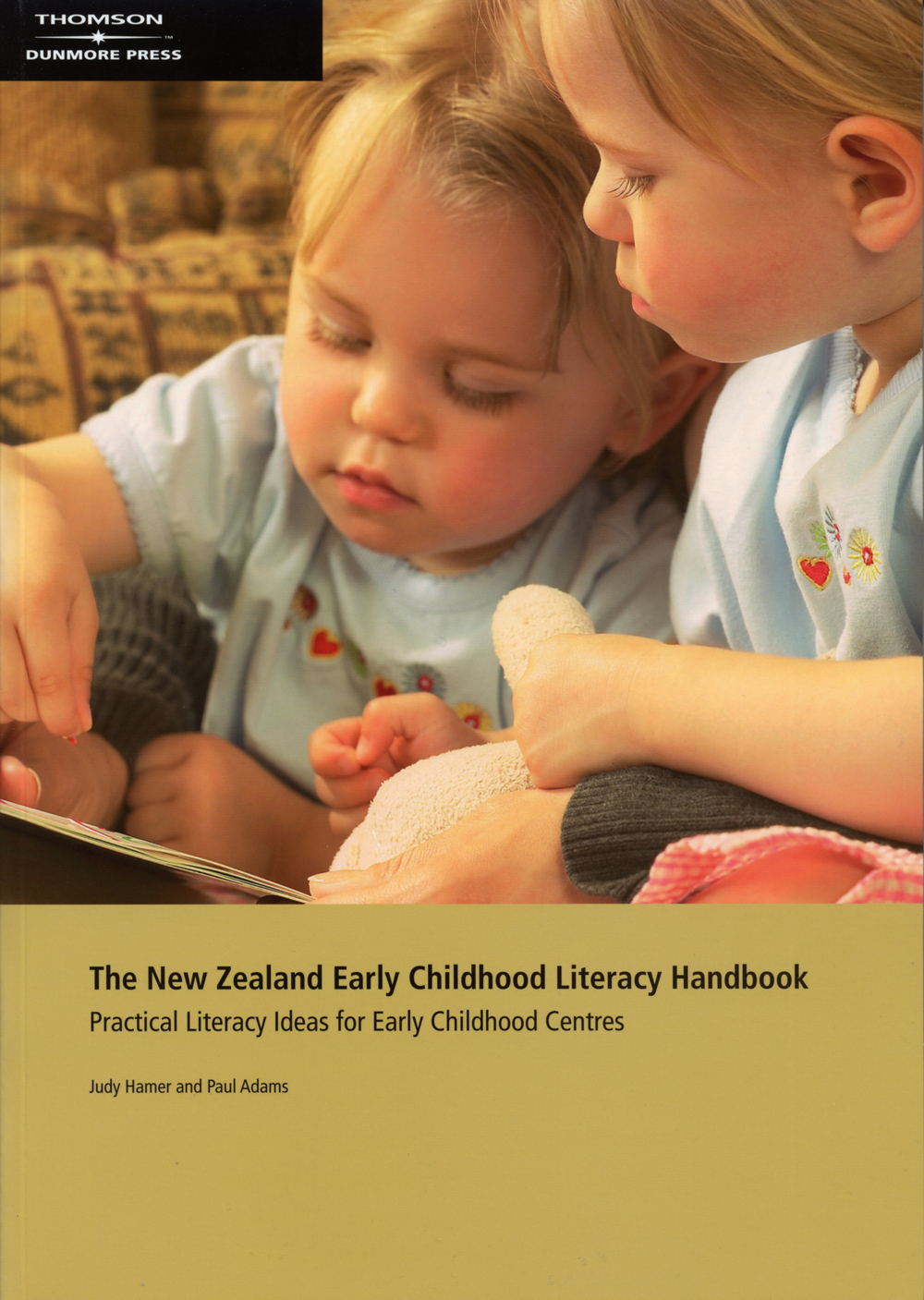 New Zealand Early Childhood Literacy Handbook: Practical Literacy Ideas for Early Childhood Centres - 9780170180313