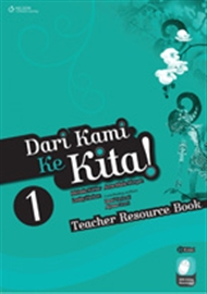 Dari Kami Ke Kita 1: Teacher Resource Book and CD - 9780170181365
