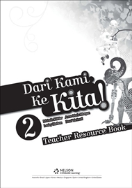 Dari Kami Ke Kita 2: Teacher Resource Book and CD - 9780170181372