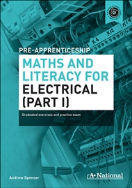 A+ National Pre-apprenticeship Maths and Literacy for Electrical - 9780170181457