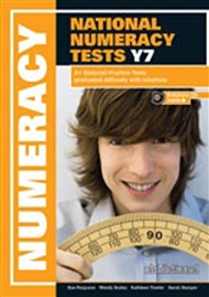 Numeracy Practice Tests Year 7 - 9780170181778