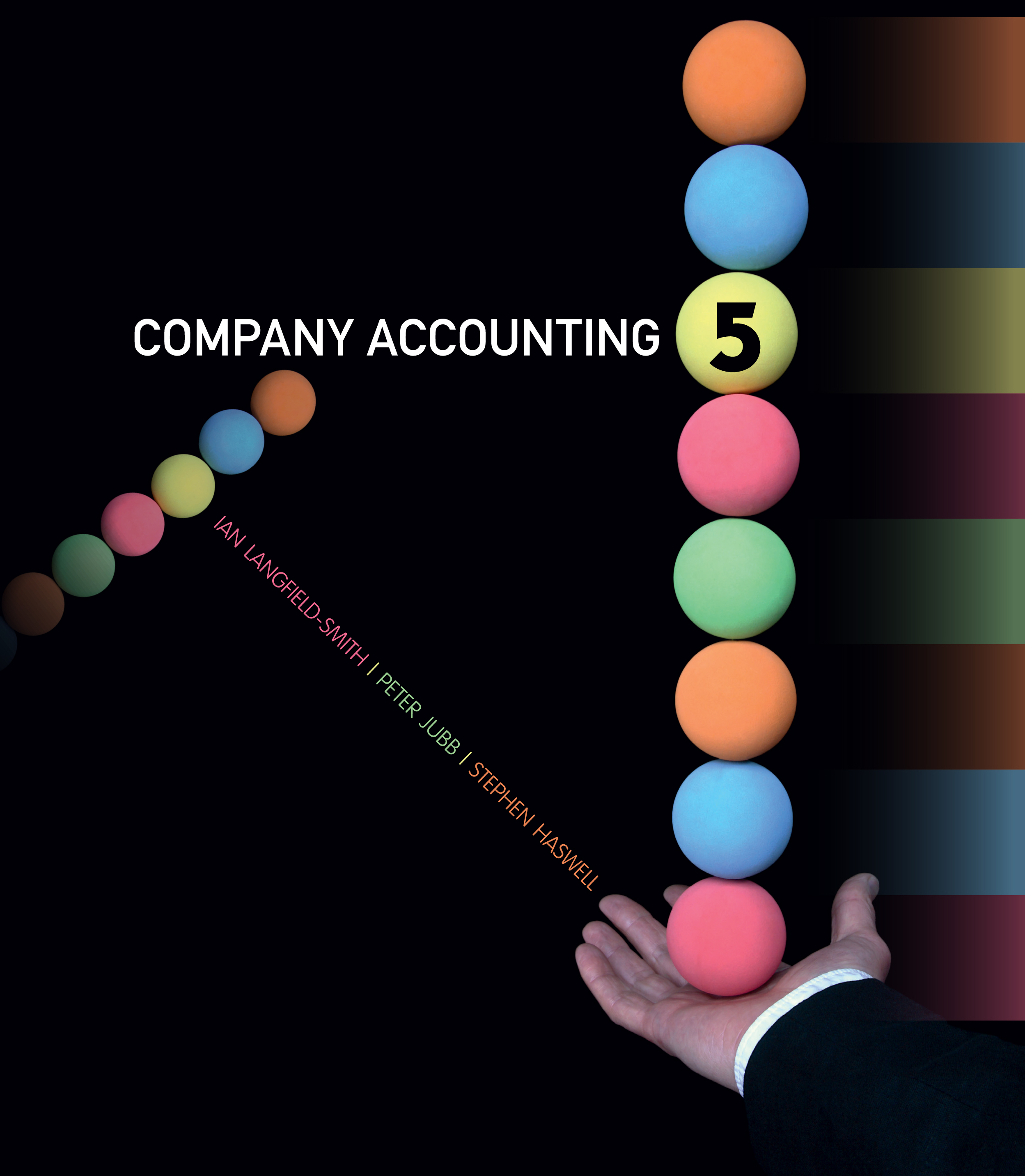 Company Accounting: Australia-New Zealand Edition - 9780170181860