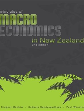 Principles of Macroeconomics in New Zealand - 9780170182089