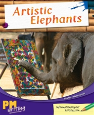 Artistic Elephants - 9780170182409