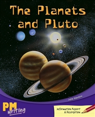 The Planets and Pluto - 9780170182492