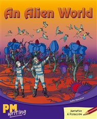 An Alien World - 9780170182515