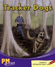 Tracker Dogs - 9780170182546