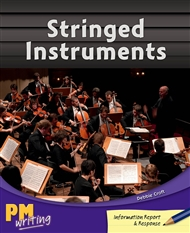 Stringed Instruments - 9780170182560
