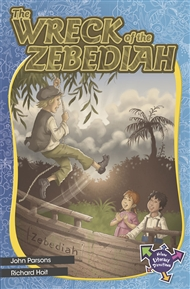 The Wreck Of The Zebediah - 9780170183420