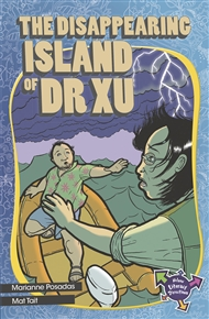 The Disappearing Island Of Dr Xu - 9780170183437