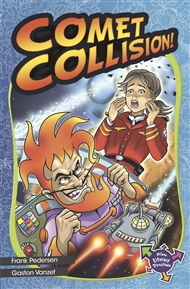 Comet Collision! - 9780170183475