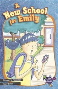 A New School For Emily - 9780170183505
