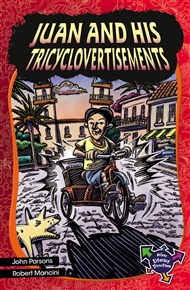 Juan And His Tricyclovertisements - 9780170183710
