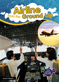 Airline: From The Ground Up - 9780170184106