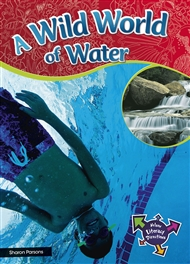 A Wild World Of Water - 9780170184144