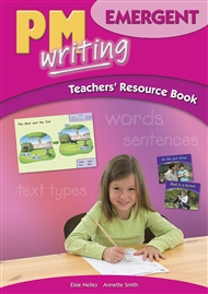 PM Writing Emergent Teachers' Resource Book - 9780170184199