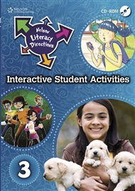 Nelson Literacy Directions 3 Student Interactive Activities CD - 9780170184434