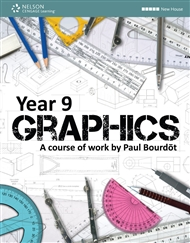 Year 9 Graphics Student Book - 9780170185615