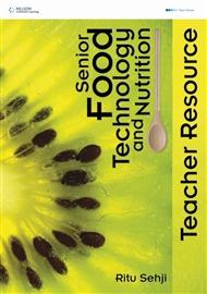 Senior Food Technology Teacher Resource CD - 9780170185844