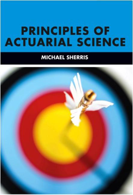 PP0527 Principles of Actuarial Science - 9780170188210