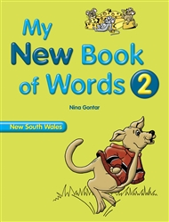 My New Book of Words NSW 2 - 9780170188593